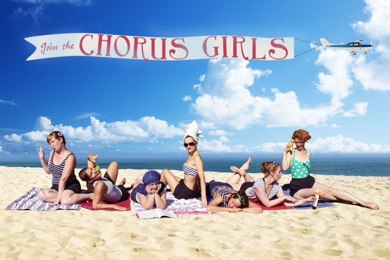 Tanzkurs: Chorus Line!