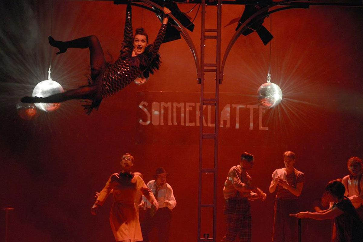 Tanztraining fürs Schauspielhaus