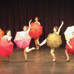 Show der Chorus Girls