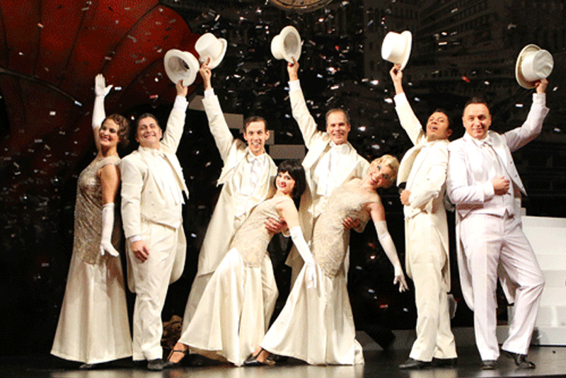 Tanz auf dem Vulkan –Swingtanz im Alten Schauspielhaus