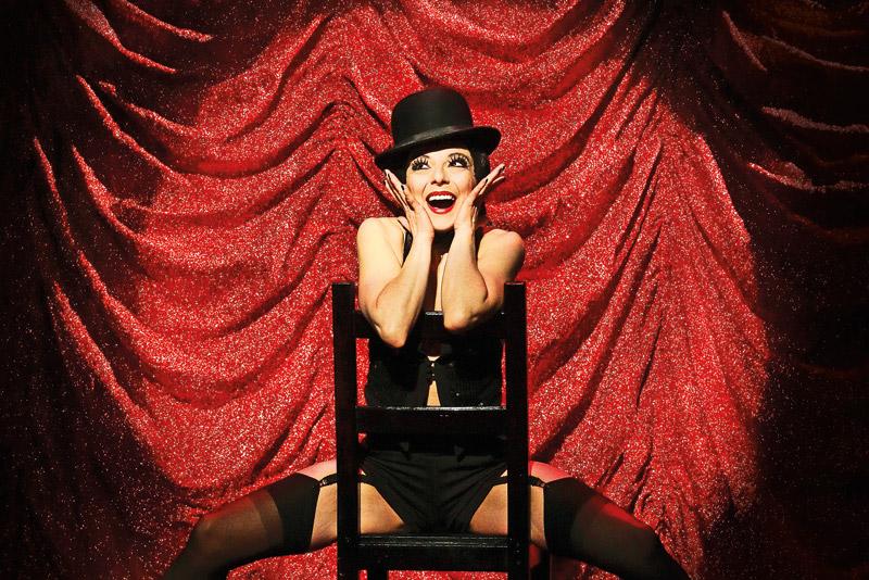 Cabaret –Swingtanz im Alten Schauspielhaus