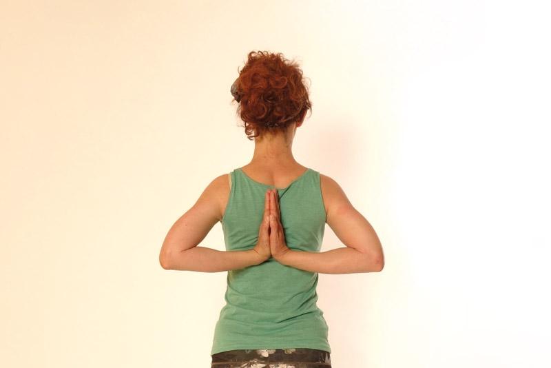 Yoga für Schulter, Nacken und Kiefer