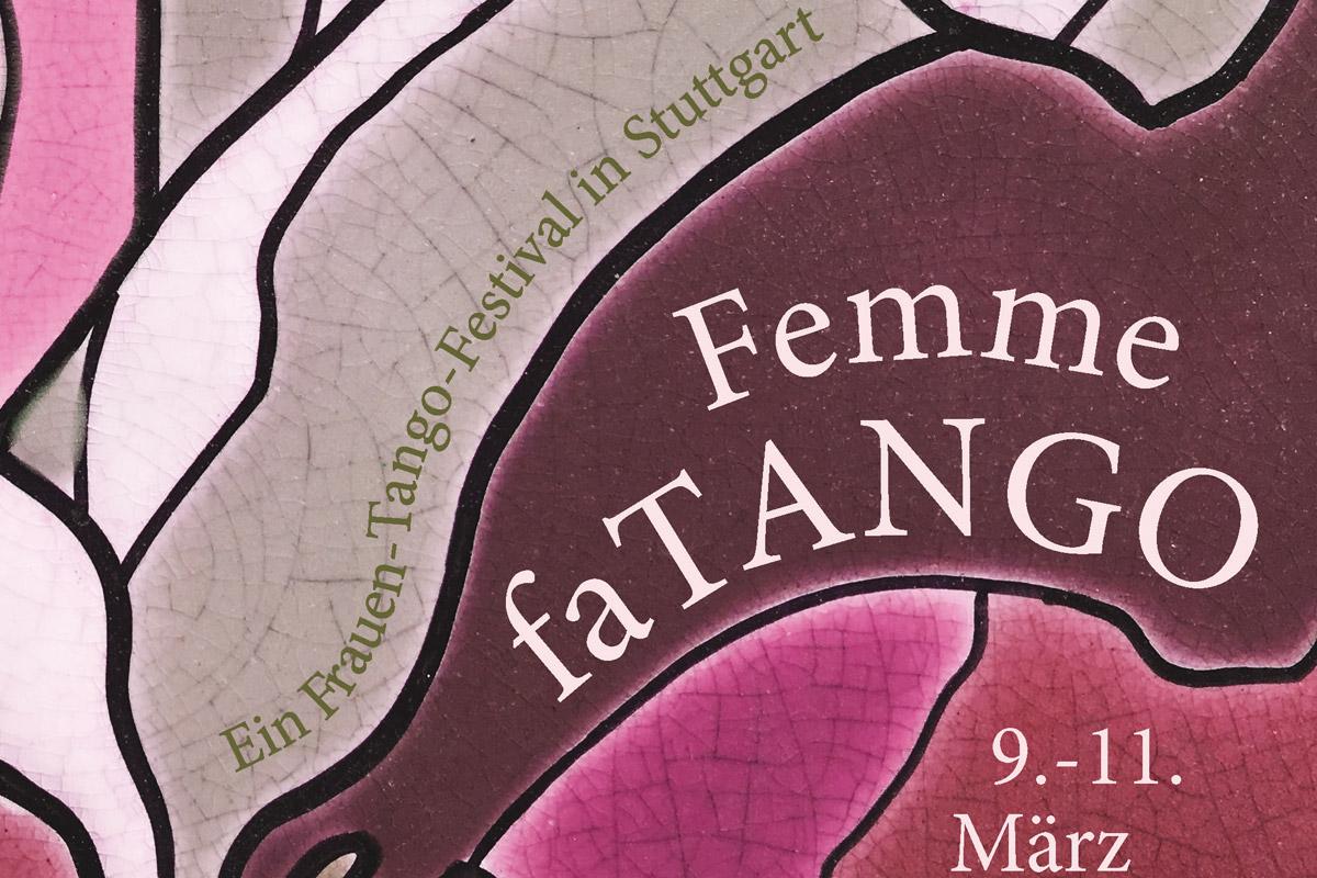 Charleston und Yoga für das Frauenfestival femme faTANGO!