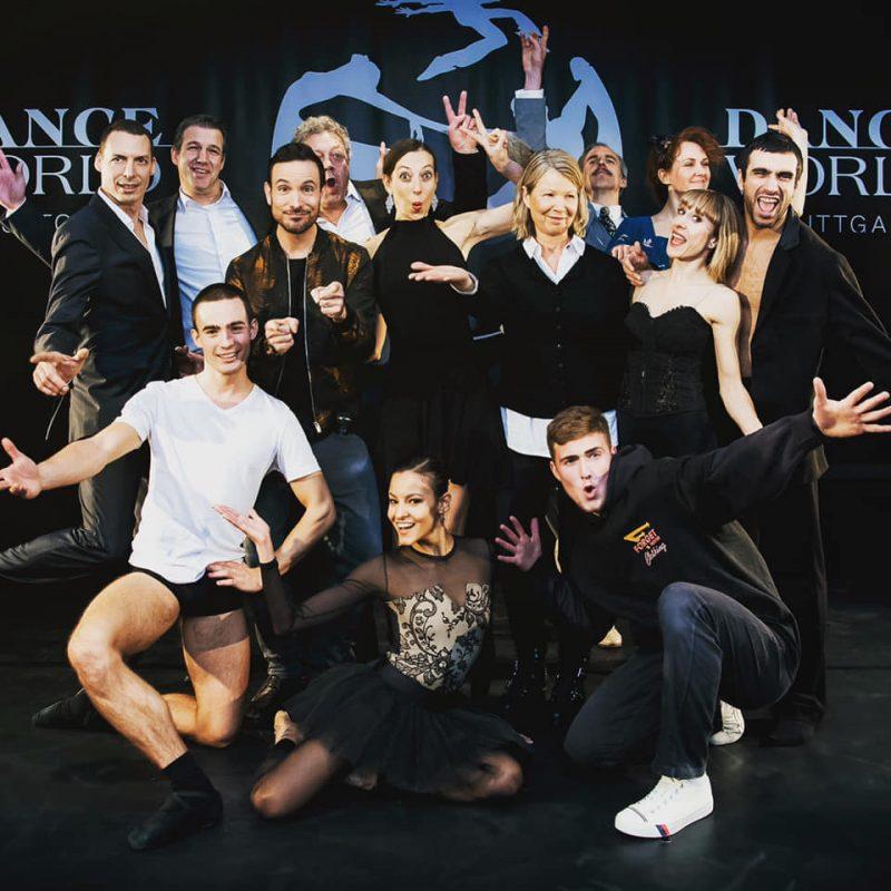 Dance World Stuttgart